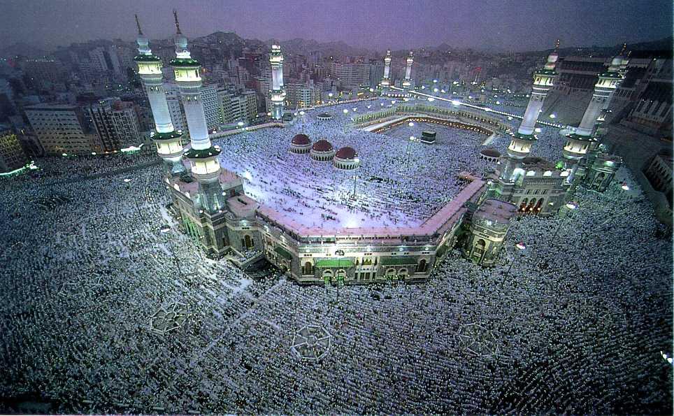 Permalink to Kisah Pendek Awal Adanya Kota Mekkah